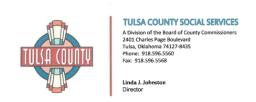 Tulsa County Social Services